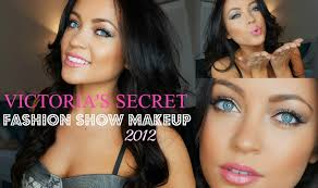 victoria s secret fashion show 2016 makeup tutorial makeup