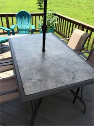 full size of ceramic tile patio table top patio table glass top replacement small patio table