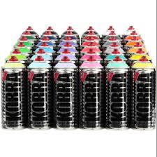 Kobra Color Chart Kobra Hp4230 400ml Aerosol Spray Paint Melanzana 7 44