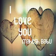 50+ Best Love ❤️ Images for Mahesh Babu ...