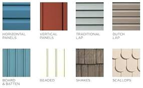 vinyl siding colors and styles. Vinyl Siding Styles Board And Batten Colors For Colonial French A