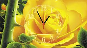 Картинки по запросу картинка розы и часы