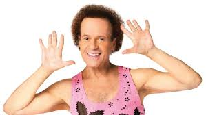 richard simmons 2016 today show. american fitness guru richard simmons was known for his flamboyant personality and dedication to helping people lose weight. 2016 today show