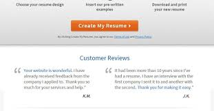 Resume Template 6 Online Cv Maker Builder Pdf Word Resume Template