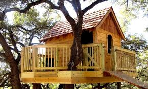How to Build a Tree House 5 Tips for Building Kids TreeHouse