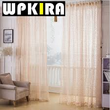 Patterned Curtains For Living Room Compare Prices On Geometric Pattern Curtains Online Shopping Buy