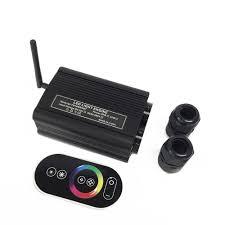 Fiber Optic Light Illuminator 32w Rgb Led Fiber Optic Light Engine Double Head Touch Remote Controller
