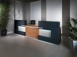 Small office reception desk Creative Reception Awesome Office Reception Desk Because Office Also Need To Be Designed With Taste Types Of Office Reception Desk