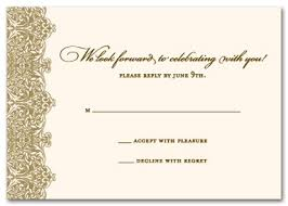 Response Cards For Weddings Venice Haze Rsvp Response Cards Wedding Response Cards 17609