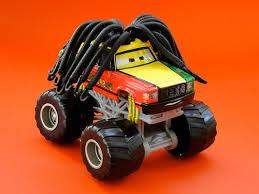 mattel cars toons monster truck mater diecast: rastacarian (2010 ...