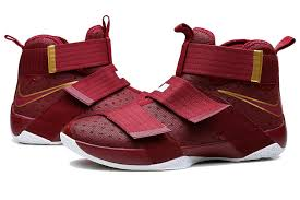 lebron red shoes. lebron soldier 10(x) rose red white gold shoes lebron u