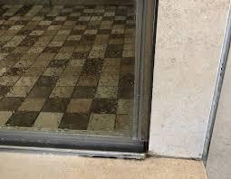 how to replace your shower door seals
