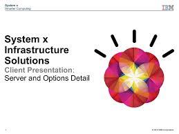 Ibm Server X3400 Orange Light Ibm Presentations Smart Planet Template Manualzz Com
