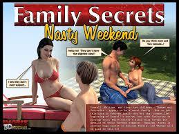Family Secret Nasty Weekend
