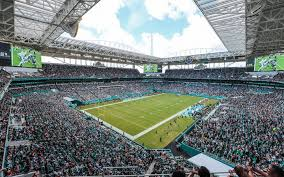Miami Dolphins Seating Chart 2017 Miami Dolphins Seating Chart Map Seatgeek