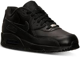 shoes nike air max 90 leather running sneakers from finish line