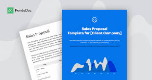 Pricing Templates For Services 5 Business Tips How To Write A Sales Proposal Free Templates