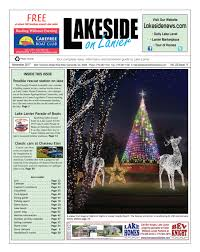 Lakesideonlaniernovember2017 By Lanier Publishing Inc Issuu