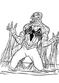 76 Disegni Da Colorare Di Spider Man 1 2 3 E 4 Pianetabambiniit