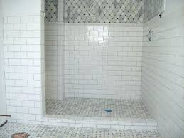grout color white glass subway tile black grey this with gray home design ideas