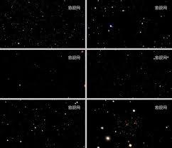 星空宇宙星星穿梭led背景素材晚会演艺高清影视素材 傲视网