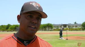 Felipe Alou Jr. on O's prep for international signing period - YouTube