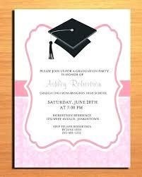 Nursing Graduation Party Invitations Announcements Templates
