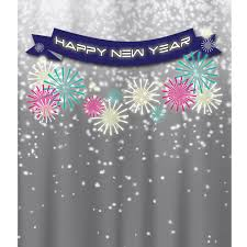 New Year Backdrops New Years Eve Banner Printed Backdrop Backdrop Express