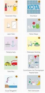 Kunci jawaban game tebak gambar android level 1 game tebak gambar ini terdiri dari 21 level. Semua Kunci Jawaban Tebak Gambar Level 12 Beserta Gambarnya Gallery Tekno