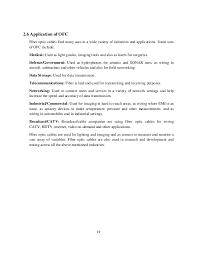 optical fiber communication training report 19