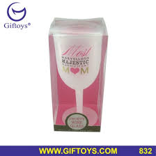 frosted plastic wine cup for mother s day china