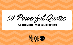 Quotes About Social Media Magnificent 48 Powerful Quotes About Social Media Marketing