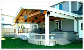 covered deck cost building a deck cost architecture mesmerizing cost to build a patio covered porch