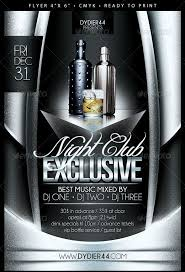 nightclub flyers 30 fabulous night club flyer templates psd designs free