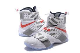 lebron shoes soldier 10 red and black. cheap lebron soldier 10 white gray red blue basketball shoes lebron and black