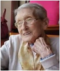 Death Notice of Ivy Patricia Warner (née Brown)