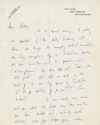 Roald Dahl Letters – Idee Immagine Fiore