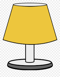 Lamps Clipart Transparent Clipart Picture Of Lamp Png Download