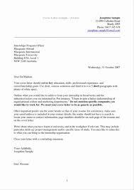 Asset Management Resume Lovely Sports Cover Letter Examples