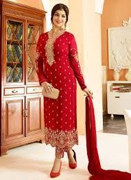 Dress Design Salwar Kameez Latest Pin On A