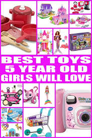Best Toys for 5 Year Old Girls