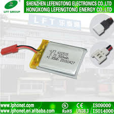 <b>Lithium Ion Battery</b> Manufacturers 3.7v 500mah <b>Lipo</b> Polymer ...