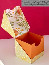 Diagonal Opening Gift Box Video Tutorial With Stampin Up
