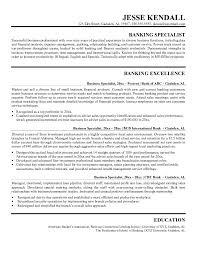 Sample Resume For Bank Sample Banking Resumes Inspirational Resumes