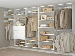 amazing white closet organizers wood nice systems hardware walk in brilliant custom antique w