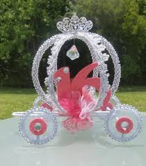 12-Cinderella Carriage Centerepieces, Quinceanera, Sweet 16 Centerpieces  Princess Birhday, Quince,