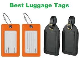 The Best Luggage Tags In 2019 Travel Gear Zone