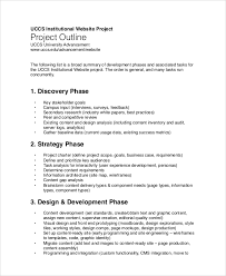Sample Outline 15 Examples In Pdf Word Ppt