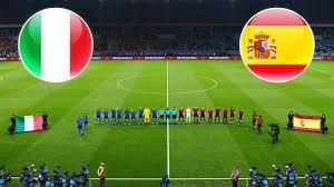 Italy vs Spain - Semi Final - Euro 2021 ...