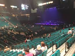 Mgm Grand Garden Arena Section 10 Rateyourseats Com